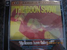 CD THE GOON SHOW MY KNEES HAVE FALLEN OFF  2CDS DISCS  VGC