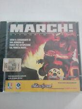 MARCH! OFFWORLD RECON GIOCO PC SIGILLATO RETRO GAME MICROFORUM