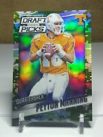 Peyton Manning SP Camo Prizm /199 Prizm Draft Picks 2015 Indianapolis Colts
