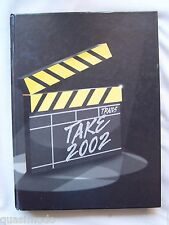2002 CANYON HIGH SCHOOL YEARBOOK, CANYON COUNTY, CALIFORNIA   TRAILS