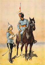 BR69939 king georges own  light  cavalery royalty postcard   military uk