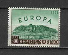 s22975) SAN MARINO 1961 MNH**  Europa  1v