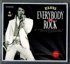 Elvis Presley 2 CD's - Everybody Let's Rock - From Japan With Love Vol. 3 - NEU