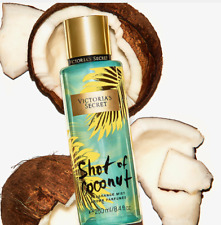U.S.A. VICTORIA'S SECRET Juiced Fragrance Mist Shot of Coconut 250ml /8.4 fl oz