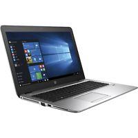 HP EliteBook 850 G3 Intel i7-6600U 8GB RAM 128GB SSD Windows 10 PRO Touchscreen