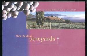 (938767) Prestige Booklet, Grapes, Vineyard, New Zealand