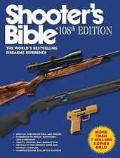 Shooter's Bible Book 108th Edition Firearms Guns Price Guide Reference Rifle