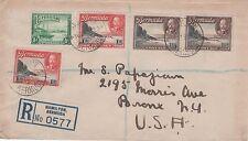 Handstamped Bermudian Stamps