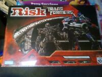 Risk Tranformers Cybertron brand new and sealed