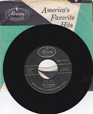 THE DIAMONDS-MERCURY 71165 DOO WOP 45RPM ZIP ZIP   VG++ CLEAN LABELS