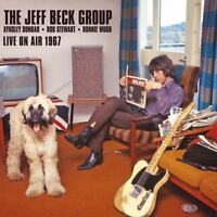 THE JEFF BECK GROUP - LIVE ON AIR 1967   CD NEW+