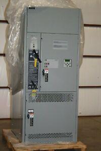 New ASCO 600A Automatic Transfer Switch 480V 3P Enclosure