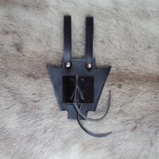 Leather Adjustable Dagger or Sword Frog. Ideal For Stage, Re-enactment Or LARP