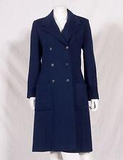 """""""RODIER"""" années 70 français vintage coat UK 10"""