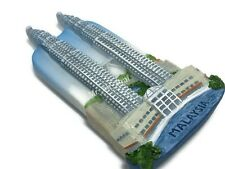 Petronas Twin Towers Malaysia SOUVENIR 3D FRIDGE MAGNET SOUVENIR TOURIST 073