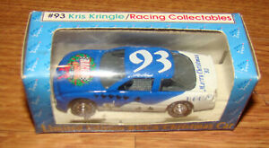 Kris Kringle #93 Oldsmobile Merry Christmas Limited Edition 1993 RCCA 1:64