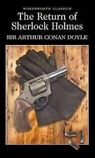 The Return of Sherlock Holmes (Wordsworth Classics), Doyle, Sir Arthur Conan, Ve
