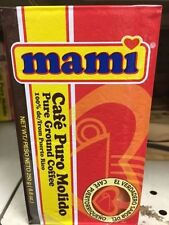 4 PACK CAFE MAMI COFFEE PUERTO RICO MOLIDO GROUND 8.8 OZ   FREE SHIPPING