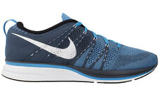 NIKE FLYKNIT TRAINER+ SQUADRON BLUE Gr.45 US 11 lunar free 532984-414 racer