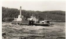 Ferry Boat Drake Windemere unused RP old pc Abraham