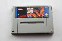 Jeu BARKLEY SHUT UP AND JAM ! pour Super Nintendo SNES version PAL
