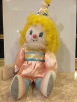 Vtg/Rare Musicals by Applause - Peaches Doll/Clown, Plays The Entertainer
