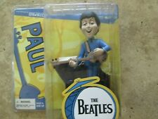 McFarlane Toys The Beatles Saturday Morning Cartoon Paul McCartney Figure