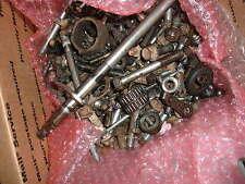 1994 Honda Fourtrax TRX 300 4x4 ATV Box of Bolts Nuts Lot Etc Misc (84/86)