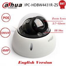 Dahua IPC-HDBW4431R-ZS H.265 4MP 2.8-12mm AutoFocus Motorized Lens IP POE Camera