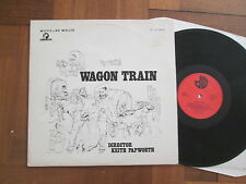 Music de Wolfe - The Cowpunchers – Wagon Train - Sound Library LP 1969