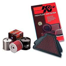 K&N Oil And Air Filter Combo For Suzuki 1999 GSX-R600 X