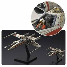 Star Wars ~ RED SQUADRON  X-WING FIGHTER ~ 1:72 & 1:144 Scale Model Kits  Bandai