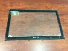 "15.6"" Touch Screen Glass Digitizer for Asus Vivobook N550 N550L N550J with Frame"