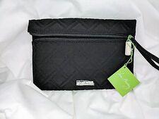 Vera Bradley Slim Wristlet Classic Black 15283-081