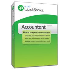 Intuit QuickBooks pro 2018 Enterprise Accountant