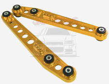 GOLD LCA LOWER CONTROL ARMS LCA HONDA CIVIC/EG/CRX/DC2/ INTEGRA/MB6