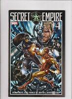 Secret Empire #4 VF/NM 9.0 Marvel Comics 2017 Hydra Captain America Avengers