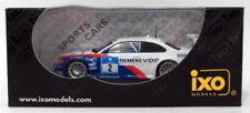 Coche de carreras de automodelismo y aeromodelismo color principal azul BMW