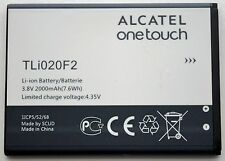 NEW OEM Alcatel TLi020F2 one touch Fierce 2 Cell Phone Replacement Battery 7040N