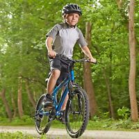 NEW! Huffy Kids Hardtail Mountain Bike for Boys, Stone Mountain 20 inch 6-Speed