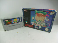 Viedeospiel OVP Super Nintendo Lemmings the Tribes