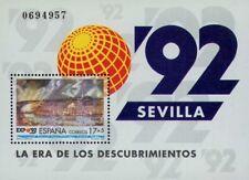 [EF0082] España 1992, HB Expo '92 - Sevilla (MNH)