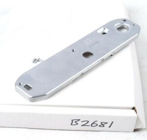 Canon AV-1 Baseplate Bottom Base silver, Genuine Canon Part INC SCREWS (B2681)