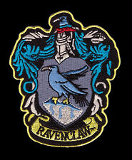 HARRY POTTER RAVENCLAW  EMBROIDERED 4 INCH IRON ON  PATCH