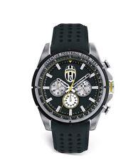 """Orologio Ufficiale Juventus F.C. Modello """"Zebra"""" Chronograph Ref.J9366UN3"""