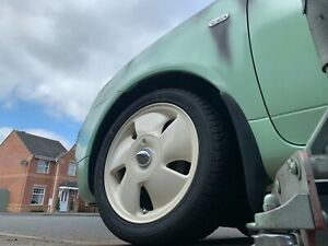 """15"""" Vauxhall Astra GSI GTE Cavalier Mk3 Fan Blade Alloys And Low Profile Tires"""