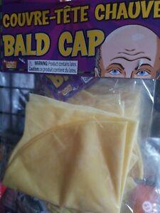 Forum Bald Cap - Costume Accessory 50% OFF