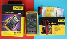Fluke Multimeter 83 Iii Back Light 01 Dc 07 Ac Accuracy Made In Usa