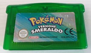 Pokemon Versione Smeraldo ITA Nintendo Game Boy Advance/SP