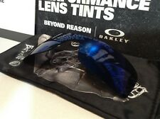 Oakley Batwolf Ice Iridium Replacement lens Brand New w/ Batwolf Bag SKU# 43-358